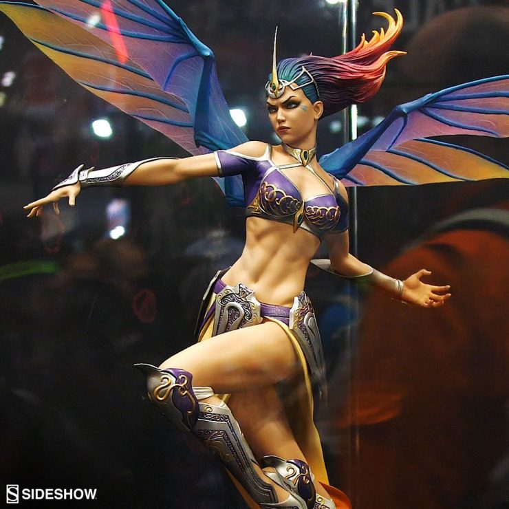 Poll- What Was Your Favorite NYCC New Product Reveal?