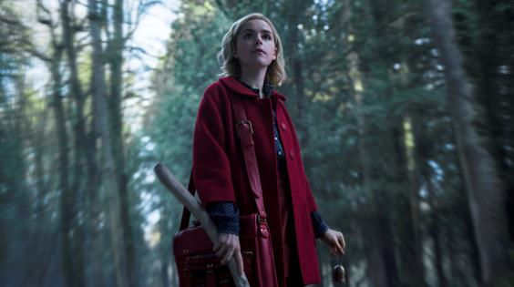 Coming to Netflix October 2018- Chilling Adventures of Sabrina
