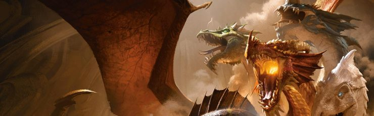 The Dragons of Dungeons and Dragons