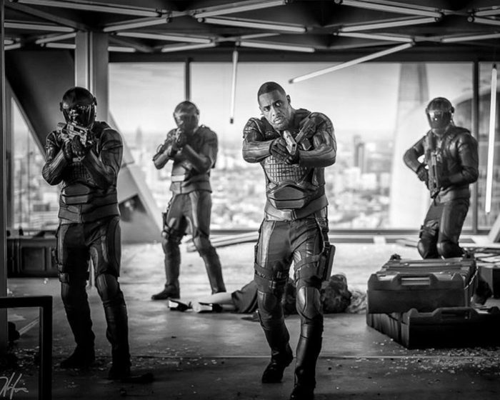 Dwayne Johnson Reveals First Look at Idris Elba in Hobbs and Shaw Film