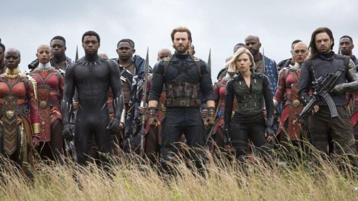 Kevin Feige says Avengers 4 Trailer Coming by End of The Year