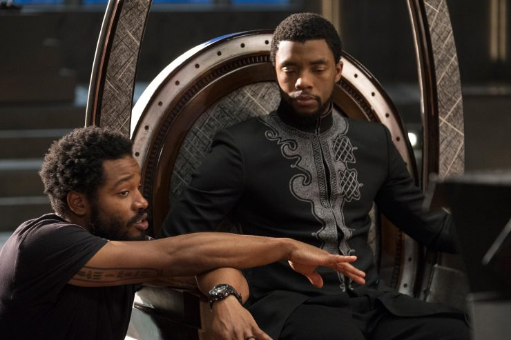 Ryan Coogler Officially Signs on to Write and Direct Black Panther Sequel, DC's Secret Six on CBS, and More!