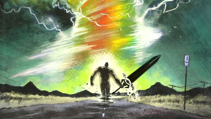 Comic Series God Country To Be Adapted for Film
