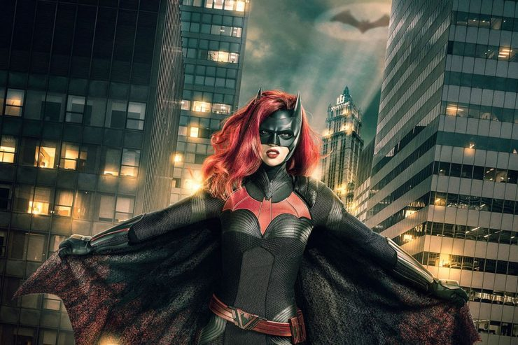 Ruby Rose as Batwoman First Look