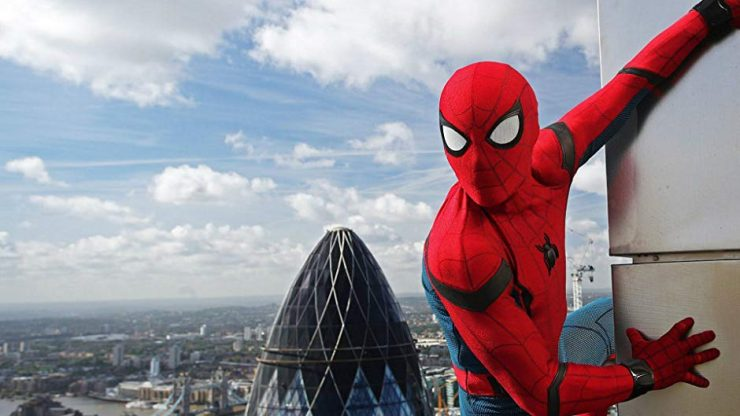 Michael Giacchino Returns to Score Spider-Man: Far From Home