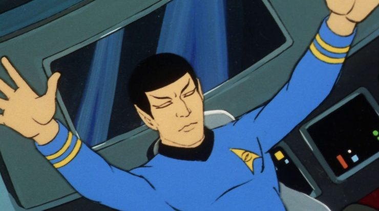 CBS All Acces to Air Star Trek: Lower Decks Animated Comedy