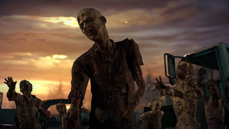 Kirkman's Skybound Games to Finish the Cancelled Telltale TWD Game