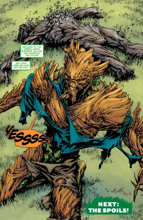 DC Casts Kevin Durand as Swamp Thing Villain