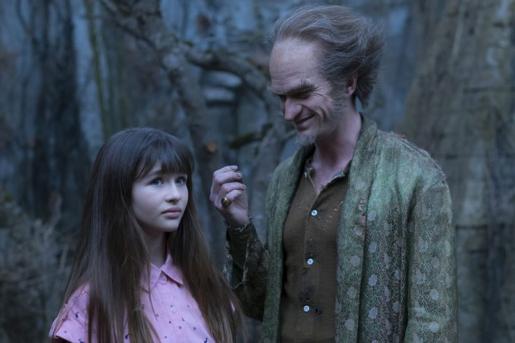 A Series of Unfortunate Events Final Season Premiere