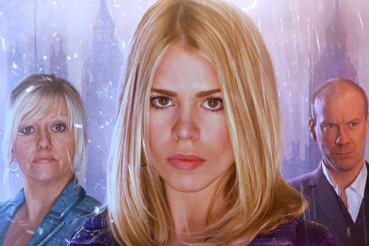 Doctor Who Audio Series Starring Billie Piper