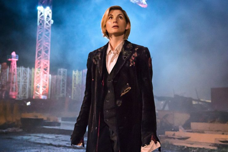 BBC To Premiere Doctor Who New Year's Special