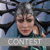 Hot Toys Livestream Hela Sixth Scale Figure Giveaway