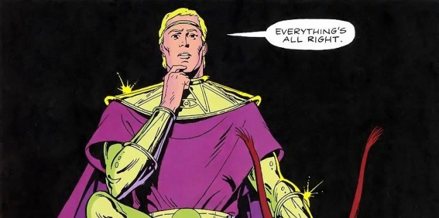 Jeremy Irons Reportedly Playing Ozymandias in HBO's Watchmen