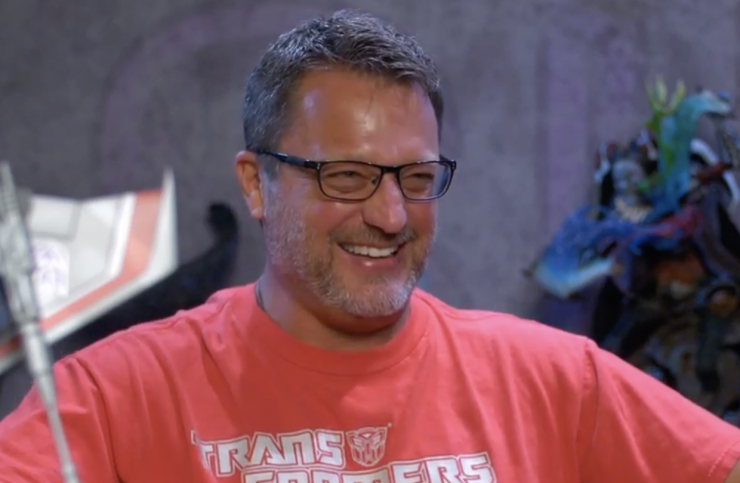 See Voice Acting Legend Steve Blum on Sideshow Live!