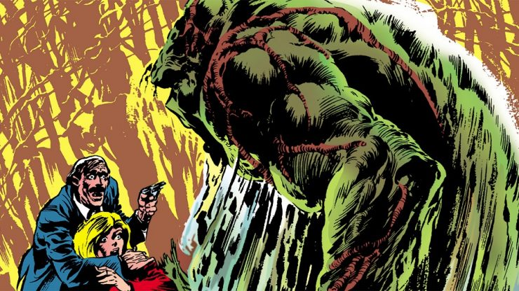 Swamp Thing Series on DC Universe Begins Production