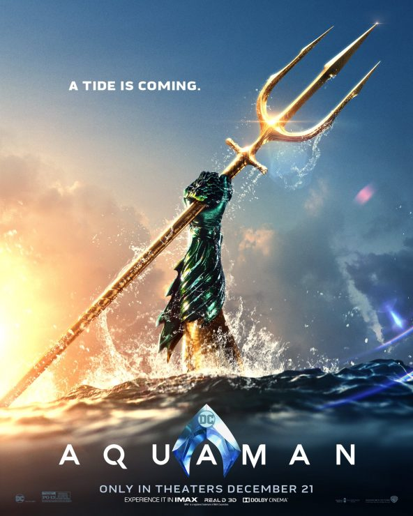 Amazon Prime Members Can See Aquaman Early