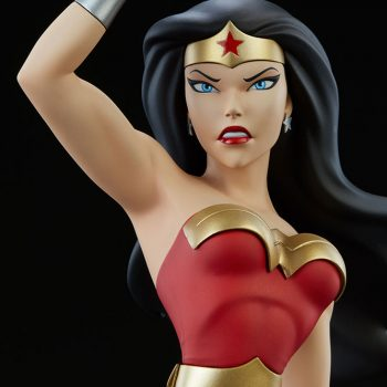 Wonder Woman Statue- Animated Series Collection
