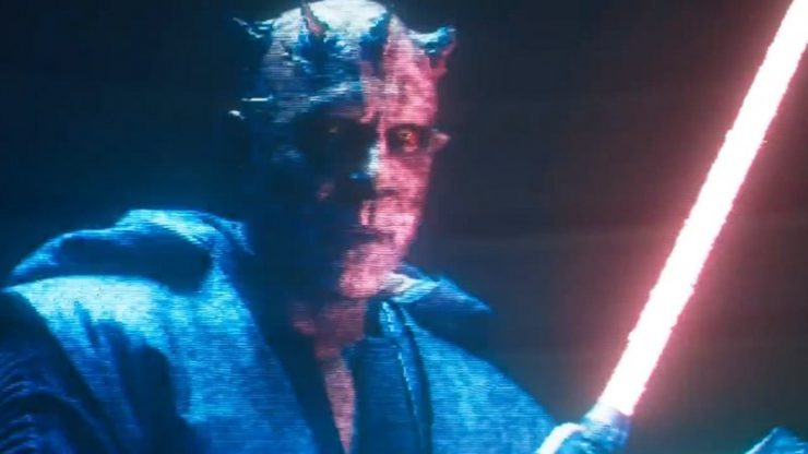 The Red Death: A Detailed History of Darth Maul