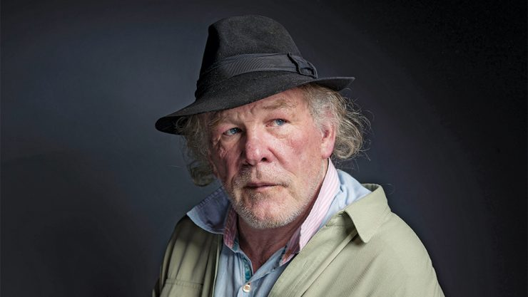 Nick Nolte Joins the Cast of The Mandalorian