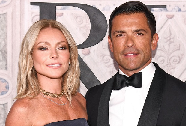 Kelly Ripa Joins Riverdale as Her Husband's Mistress