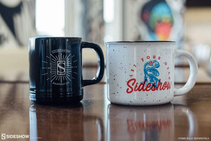 Sip in Style With These New Sideshow Drinking Mugs