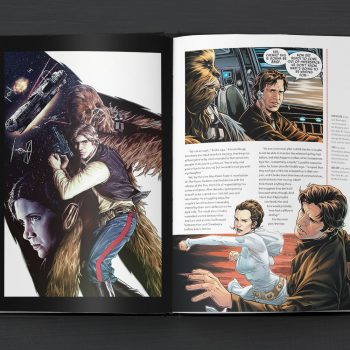 Star Wars Icons: Han Solo from Insight Editions