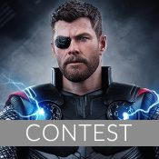 Hot Toys Thor Sixth Scale Figure Giveaway