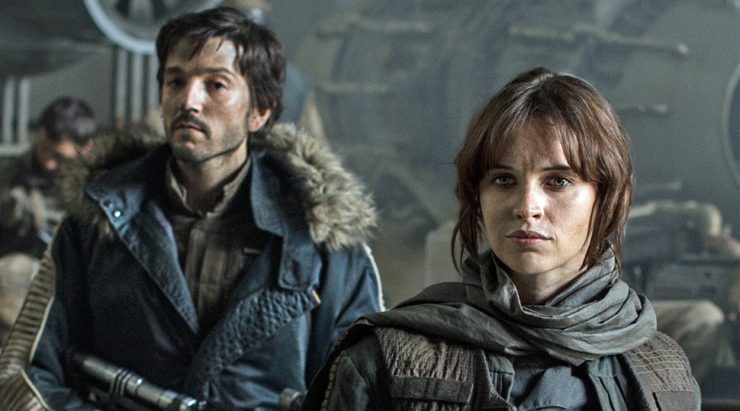 Last Call on Netflix- Rogue One: A Star Wars Story