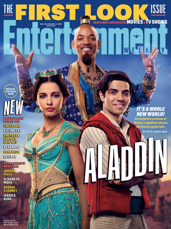 First Look at Disney's Aladdin Introduces a Whole New World