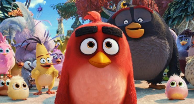 Nicki Minaj Cast in Angry Birds Movie 2