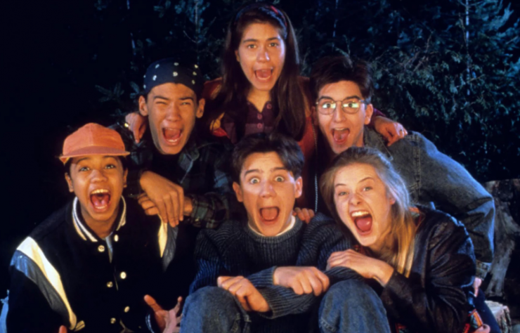 Are You Afraid of the Dark Finds Potential Director