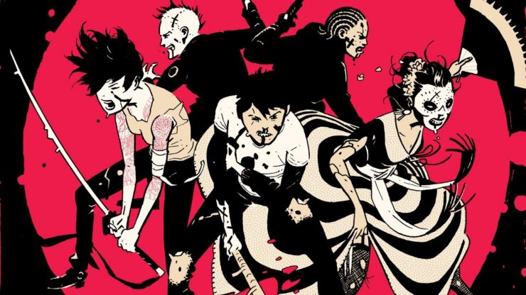 Syfy Network Debuts Deadly Class Pilot Early