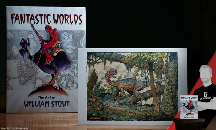 Fantastic Worlds: The Art of William Stout