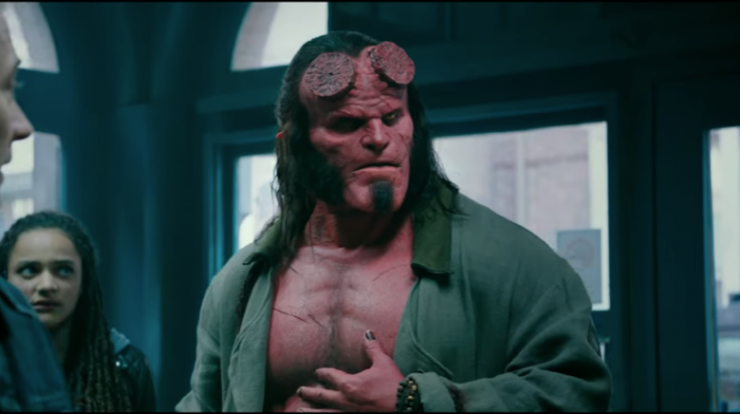 Lionsgate Unleashes Hellboy 2019 Official Trailer