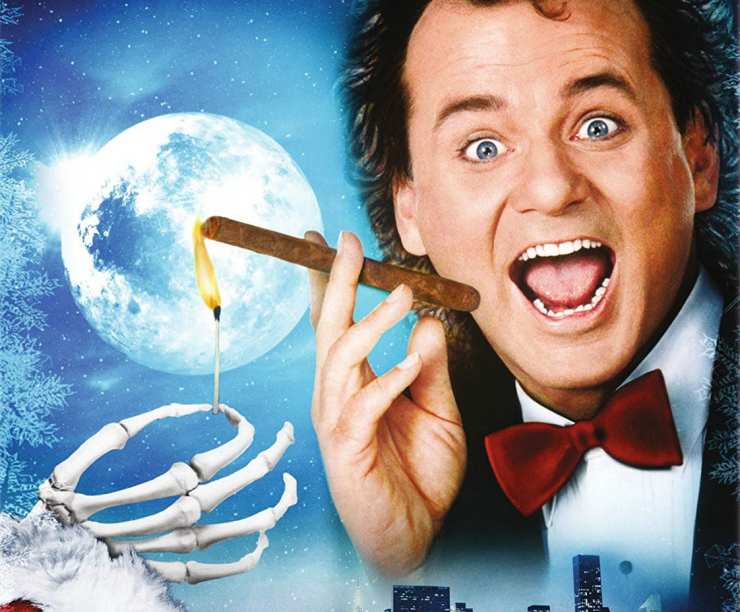 Scrooged- a Cult Classic Celebrates its 30th Anniversary