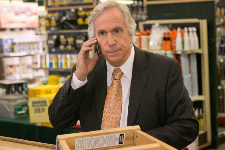 Henry Winkler Joins Wes Anderson's The French Dispatch Cast