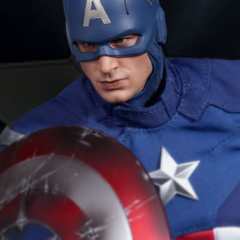 Captain America Hot Toys Collectibles