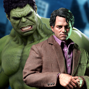 Hulk Hot Toys Collectibles