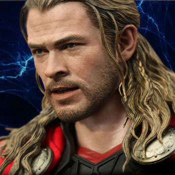 Thor Hot Toys Collectibles