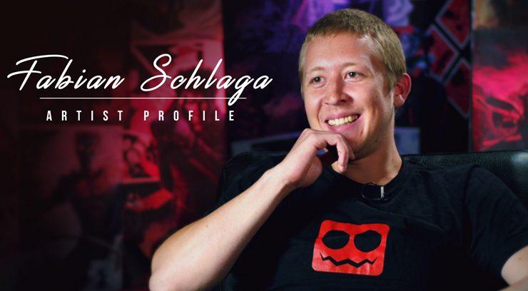 Artist Profile: Fabian Schlaga – Digital Artist