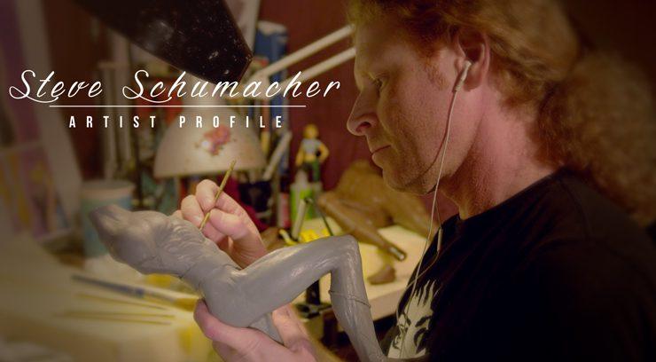 Artist Profile: Steve Schumacher