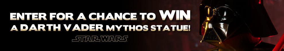Darth Vader Mythos Giveaway!