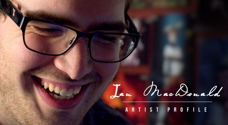 Artist Profile: Ian MacDonald