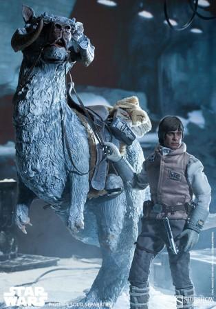 What's the internal temperature of a tauntaun? Luke warm!