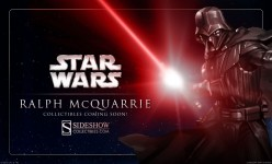 Star Wars Ralph McQuarrie Collectibles Coming Soon