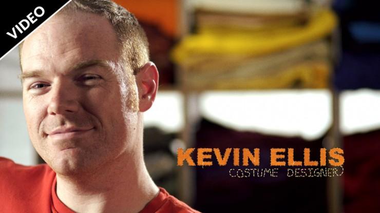 Artist Profile: Kevin Ellis – Costume Designer