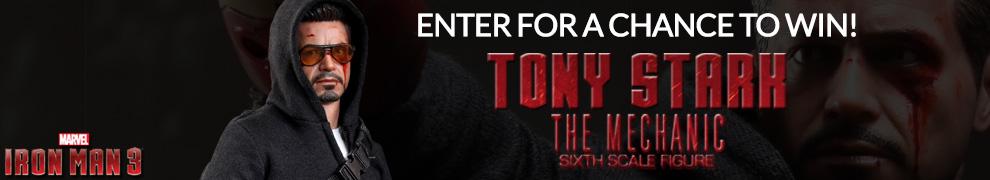 Optibotimus Tony Stark Giveaway!