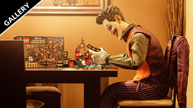 Daniel Picard's 'When the Toys Come to Life' Photography Series