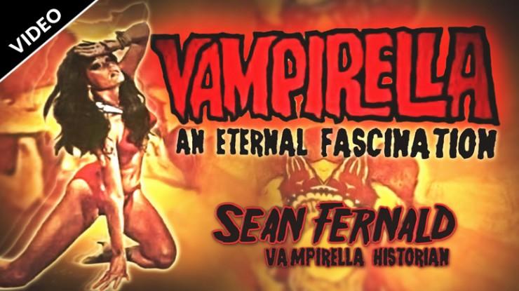 Sean Fernald – Vampirella Historian