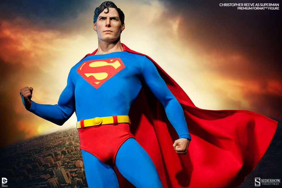 Christopher Reeve as Superman Premium Format Figure